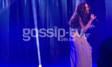 YFSF: Τους άφησε άφωνους η Τάνια Μπρεάζου ως Άννα Βίσση (VIDEO-PHOTOS)