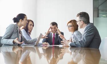 Μάθε αν σε συμπαθούν οι συνάδελφοί σου