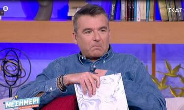 Γιώργος Λιάγκας: Έτσι «άδειασε»  on air την Ραμόνα «Είπε ότι της κάναμε πρόταση»