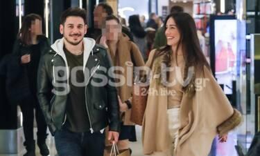 Stan: Βόλτα με γοητευτική συνοδό! Χαμόγελα και ωραίες στιγμές (Photos)