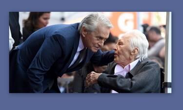 Κερκ Ντάγκλας: Ούτε ένα δολάριο δεν άφησε στον γιο του – Δες ποιοι κληρονομούν την περιουσία του!