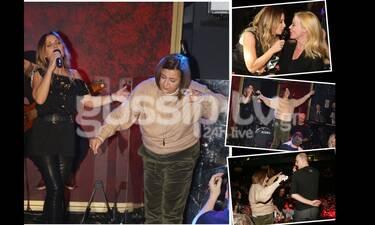 Φως: Οι... ζημιές της Μακρυπούλια και το βαρύ ζεϊμπέκικο της Ελισάβετ Κωνσταντινίδου! (photos)