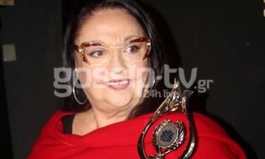 Μίρκα Παπακωνσταντίνου: Σπάνια δημόσια εμφάνιση με τον σύζυγό της - Εσύ τον έχεις ξαναδεί; (Photos)