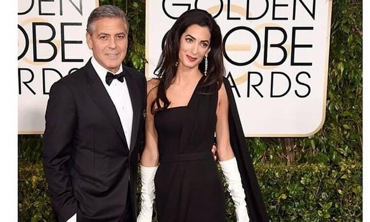 Πλημμυροπαθείς οι Clooney-Alamuddin! Εικόνες καταστροφής απ' την έπαυλή τους! Βυθίστηκε στη λάσπη!