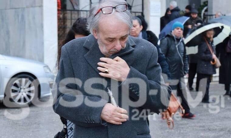 Ανδρέας Μικρούτσικος: Αυτή είναι η πρώτη δημόσια εμφάνιση μετά την περιπέτεια της υγείας του