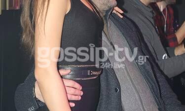 Είναι ερωτευμένοι και δεν το κρύβουν! Οι τρυφερές αγκαλιές δημόσια σε έξοδό τους! (photos)
