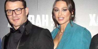 Γιώργος Αγγελόπουλος: «Δεν ισχύει ότι είμαστε ζευγάρι με την Ναυσικά» (photos)
