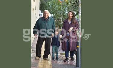 Κώστας Βουτσάς: Αυτή είναι η περιουσία που θα κληρονομήσει ο γιος του, Φοίβος (Photos)
