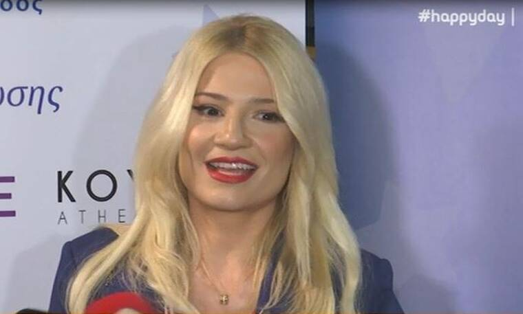 Φαίη Σκορδά: Μιλά πρώτη φορά on camera για το ταξίδι με τον σύντροφό της (Video & Photos)