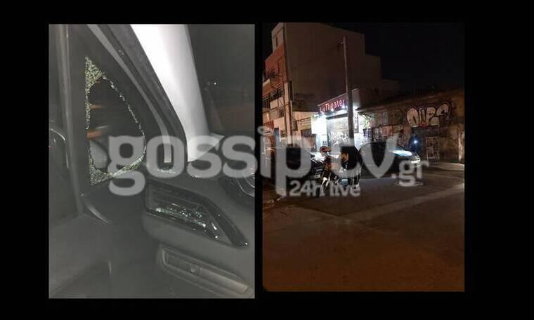 Αποκλειστικό: Έσπασαν το αυτοκίνητο γνωστής Ελληνίδας, δεύτερη φορά σε ένα μήνα - Φωτό ντοκουμέντο