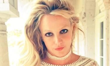 Ανατριχιαστικό βίντεο: Η στιγμή που Britney Spears σπάει το πόδι της