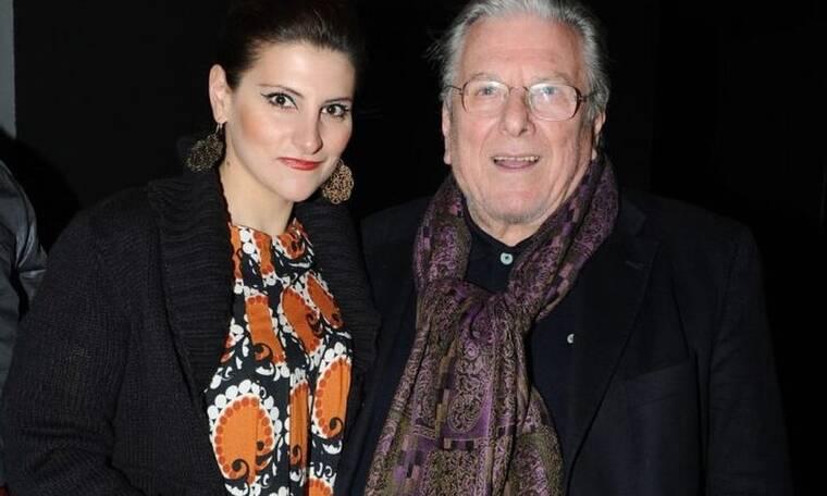 Κώστας Βουτσάς: Ραγίζει καρδιές το νέο μήνυμα της κόρης του, Θεοδώρας (Photos)