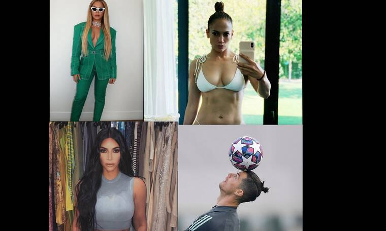 Αυτοί οι επώνυμοι έχουν τους περισσότερους ακόλουθους στο Instagram - Θα τρίβετε τα μάτια σας!