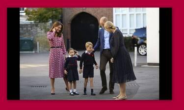 Ο κοροναϊός «χτύπησε» και το παλάτι!Ύποπτο κρούσμα στο σχολείο του πρίγκιπα George και της Charlotte