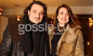 Χαραλαμπόπουλος - Πρίντζου: Το ζευγάρι όπως δεν το έχεις ξαναδεί! Cool και casual (Photos)