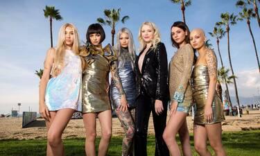 H Celia Kritharioti επιστρέφει στο γερμανικό Next Top Model και ντύνει τα καλλίγραμμα μοντέλα!