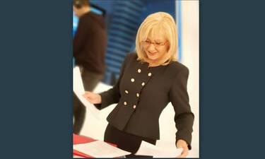 Αγγελική Νικολούλη: Δες την σε πάρτι μασκέ και θα τα χάσεις- O ξέφρενος χορός της!