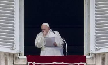 Ο κοροναϊός «χτύπησε» τον Πάπα Φραγκίσκο; Η επίσημη ανακοίνωση του Βατικανού
