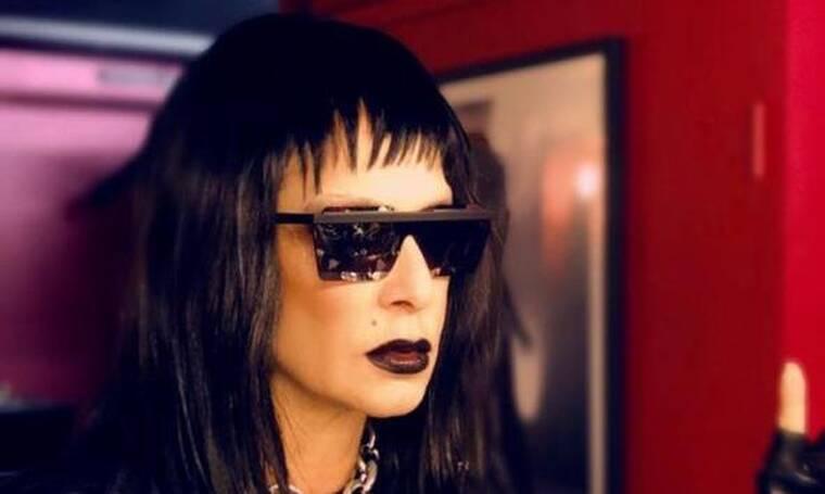 Άννα Βίσση: Οι απίστευτες μεταμφιέσεις της στο πάρτι μασκέ του «Hotel Ερμού» (photos)