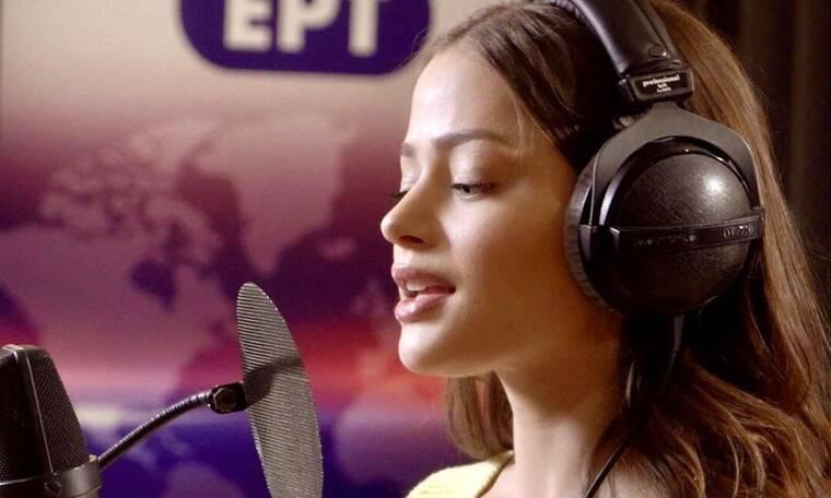 """Στεφανία Λυμπερακάκη: «Η Έλενα Παπαρίζου είναι """"Eurovision Queen""""» (Photos)"""