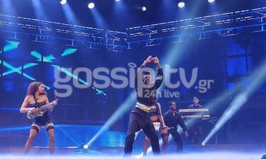YFSF: Τρισευτυχισμένος ο Μουαγκιέ ως Bobby Brown που δεν χρειάστηκε τόνους make up (photos+video)