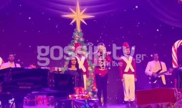 YFSF: Ο Νικόλας Ραπτάκης ξαναέφερε τα Χριστούγεννα και η Μπεκατώρου την αλλαγή του χρόνου!