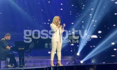 YFSF: Συγκίνησε η Δανάη Λουκάκη ως Νατάσα Μποφίλιου (photos+video)
