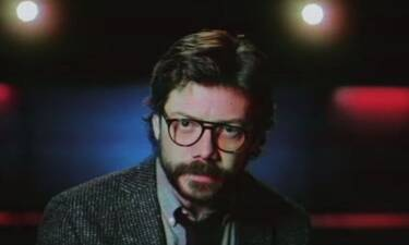 La Casa de Papel: Κυκλοφόρησε το νέο teaser trailer και ο Professor κλέβει τις εντυπώσεις (Video)