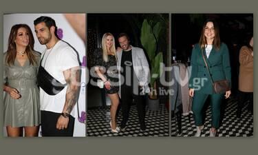 Celebrities night out με λάμψη και υπέροχες παρουσίες (Photos)