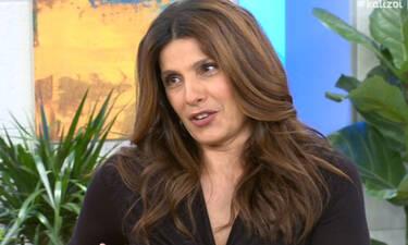 Πόπη Τσαπανίδου: Οι «περίεργες» στιγμές της στην τηλεόραση και η αποκάλυψη (Video)