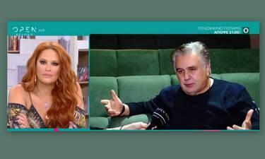 Ιεροκλής Μιχαηλίδης: Η αποτυχία και ο ρόλος του ως… μπαμπάς! (Video)
