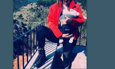 Δες το κορμί γνωστής Ελληνίδας 40 μέρες μετά τη γέννα και θα μείνεις με το στόμα ανοιχτό! (Photos)