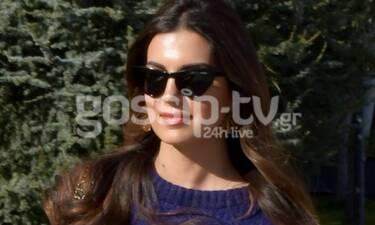 H Σταματίνα πάει για ψώνια και δίνει μαθήματα στυλ με το casual chic ντύσιμό της! Θα ζηλέψεις!