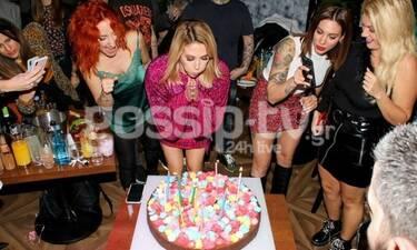 Φωτεινή Πετρογιάννη: Πάρτι γενεθλίων με πολλούς καλεσμένους από τη showbiz - Πόσο χρονών έγινε;