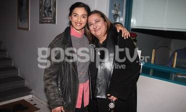 Ελισάβετ Κωνσταντινίδου - Μαρία Χάνου: Πού εντοπίσαμε μαμά και κόρη; (Photos)