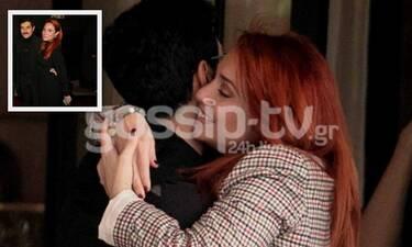 Αργύρης Πανταζάρας - Πένυ Αγοραστού: Πρώτη κοινή δημόσια εμφάνιση μετά τις φήμες ότι είναι ζευγάρι
