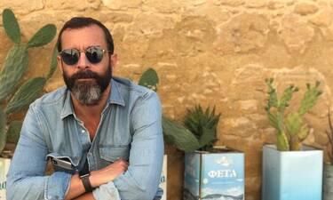 Κωνσταντίνος Μαρκουλάκης: «Δεν είμαι ηθοποιός που ονειρεύεται ρόλους»