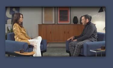 Αντίνοος Αλμπάνης: Η απίστευτη ατάκα του στην Κατερίνα Λέχου που θα συζητηθεί!