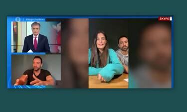 Κοροναϊός: Σάκης Τανιμανίδης: Αποκάλυψε πώς κόλλησε η Μπόμπα τον ιό και έδωσε τη συμβουλή του!