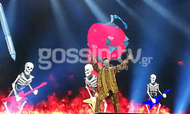YFSF: Θα πάθεις πλάκα με τον Στέφανο Μουαγκιέ στην πιο διασκεδαστική του εμφάνιση (photos-video)