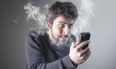 Το μεγαλύτερο λάθος που μπορείς να κάνεις με το κινητό σου