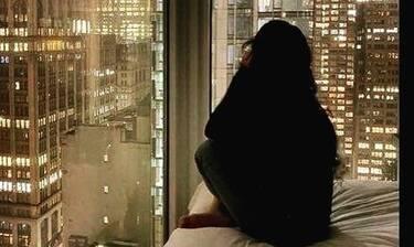 Αποκλεισμένη στη Νέα Υόρκη Ελληνίδα celebrity - Το μήνυμα απόγνωσης (Photos)
