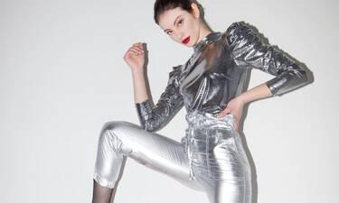 Άννα Μαρία Ηλιάδου: Η νικήτρια του GNTM αυτοτρολάρεται για τον κορονοϊό στο Instagram