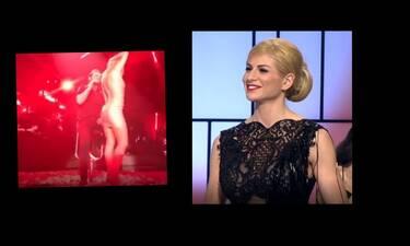 My style rocks Gala: Όταν η Ευρυδίκη χόρευε τσιφτετέλι στον Βέρτη και το βίντεο είχε γίνει viral!