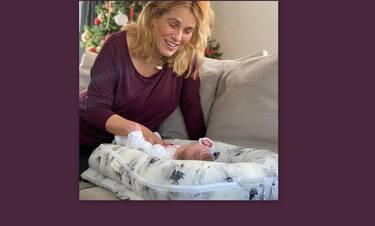 Τζένη Μπότση: H νέα τρυφερή φωτογραφία με τη κόρη της δεν υπάρχει!