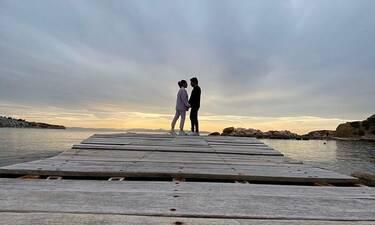 Αυτό το ζευγάρι της ελληνικής showbiz είναι μαζί 16 χρόνια και δημοσίευσε την πιο ρομαντική φώτο του