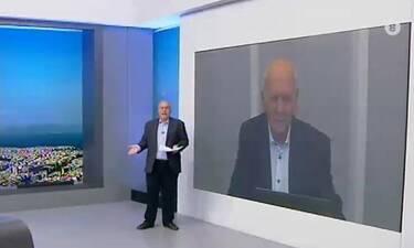 Κορονοϊός: Καλημέρα Ελλάδα: Από το σπίτι ο Γιώργος Παπαδάκης - Όλα όσα είπε!