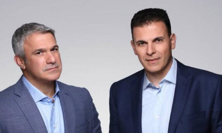 Χαριτάτος – Καραμέρος: Η νέα εκπομπή και η επανένωση εννέα χρόνια μετά την τελευταία τους συνεργασία