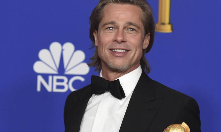 Ο Brad Pitt φωτογραφίζεται με τη διάσημη ηθοποιό και οι φήμες για τη σχέση τους αναζωπυρώνονται