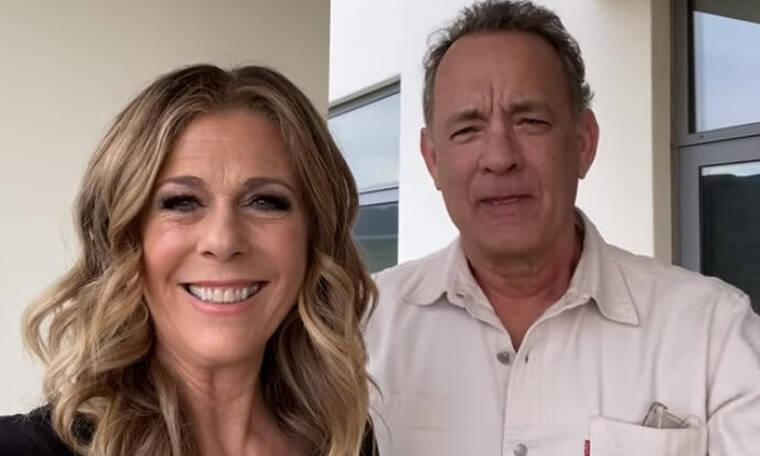Κορονοϊός: Ο Tom Hanks και η Rita Wilson πήραν εξιτήριο από το νοσοκομείο (photos)